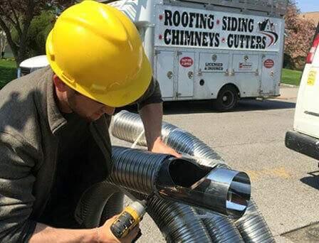 Rite Way Roofing Amp Chimney Roof Leak Repair Long Island